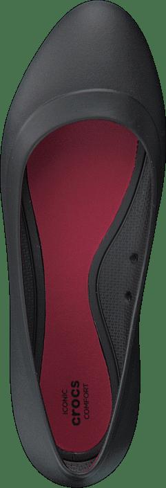Crocs Lina Flat W Black