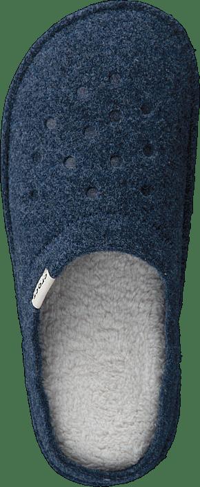 Kjøp Crocs Classic Slipper Nautical Navy/oatmeal Sko Online