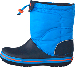 Crocband LodgePoint Boot K Ocean/Navy