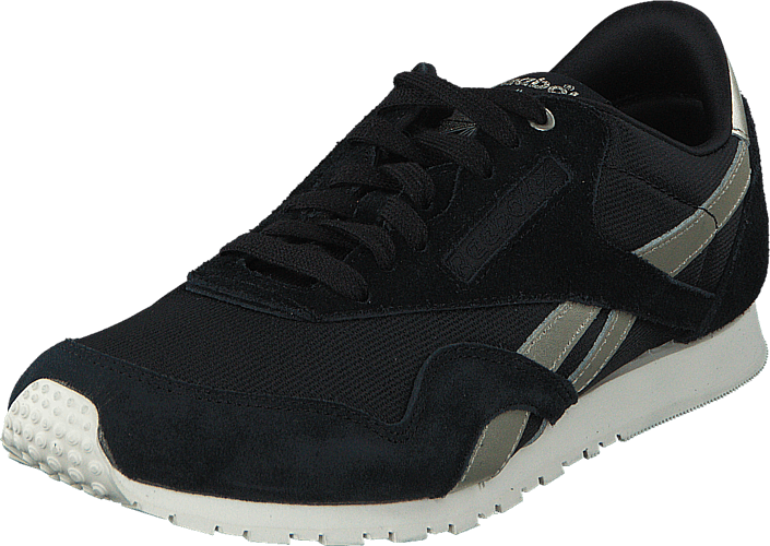 Reebok Classic - Cl Nylon Slim Metal Black/Chalk/Flint Grey
