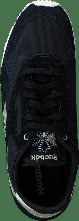 Reebok Classic Cl Nylon Slim Metal Black/Chalk/Flint Grey 215487793