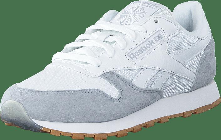 Reebok Leather Princess Classic White Sneakers | Reebok