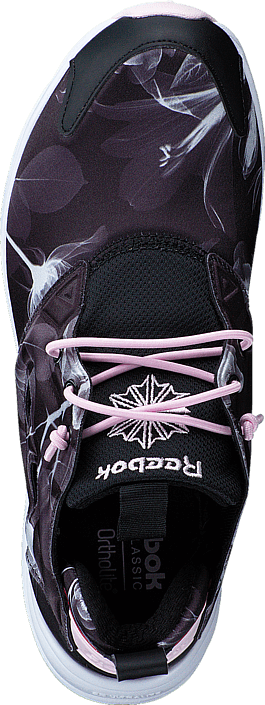 Furylite Sneakers Floral Classic black Kjøp Sorte Reebok Online Graphic Sko white BOnAOHW