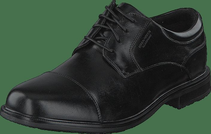 ED 2 Captoe Black