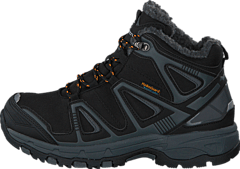 Bagheera - Verbier Waterproof Black Dark Grey c4aa513033