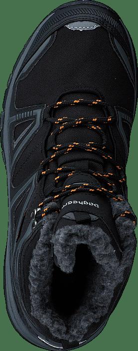 Buy Bagheera Verbier Waterproof Black/Dark Grey Shoes Online
