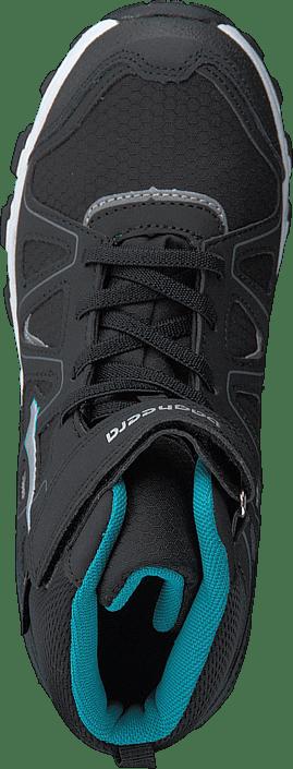 Nova Waterproof Black/Turquoise