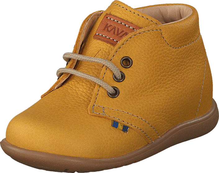 Kavat - Hammar Lace EP Soft Outsole Yellow