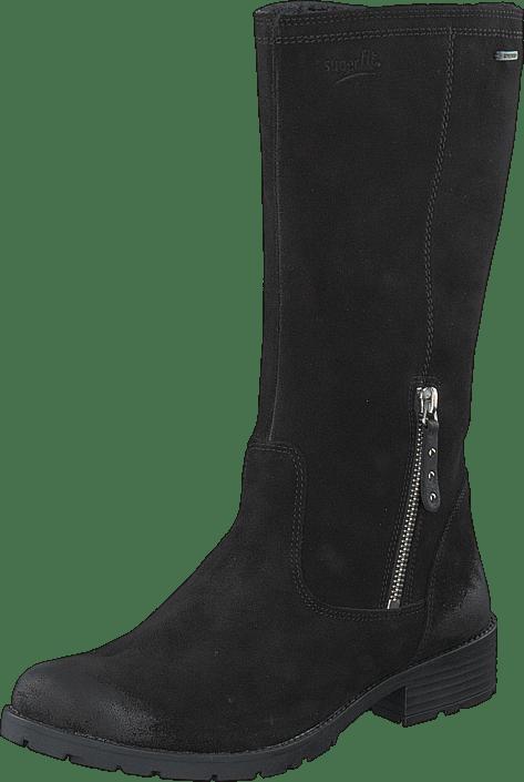 Superfit - Heel Gore-Tex Black combi
