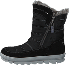 Flavia Boot Gore-Tex Black combi