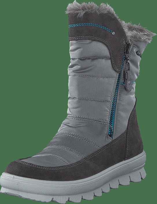 Buy Superfit Flavia Boot Gore-Tex Stone combi purple Shoes Online ... d72e4ffa56c