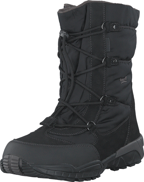 Superfit - Culusuk Quick Lace Gore-Tex Black
