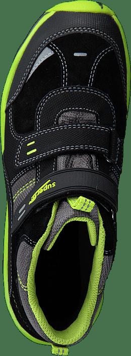 Superfit - Sport5 Mid Gore-Tex Black/Yellow