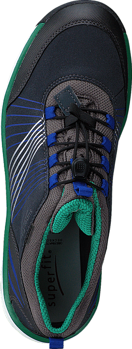 Superfit - Lumis Quick Lace Gore-Tex Blue