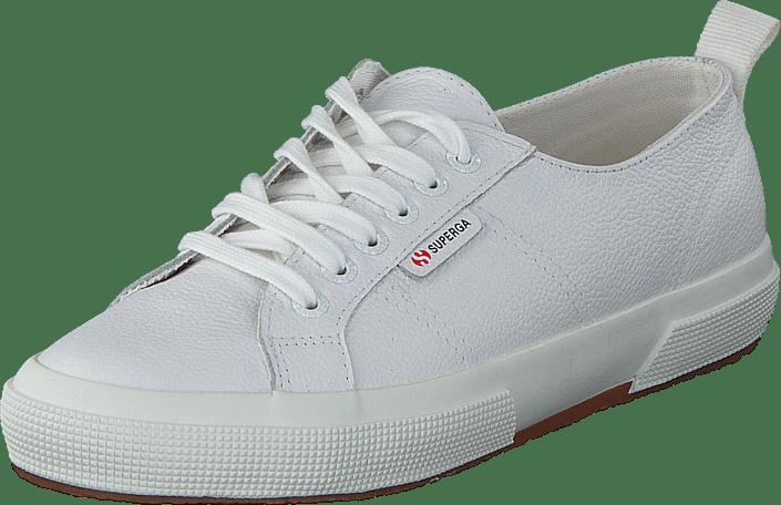 Superga - 2750- FGLU White