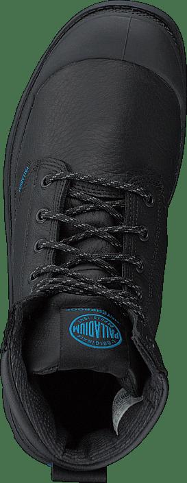 Palladium - Pampa Sport Cuff WP W Black