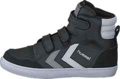 Hummel stadil JR high Black/White/Grey