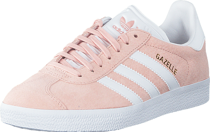 Gazelle Vapour Pink F16/White/Gold Met | Shoes for every occasion ...