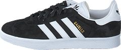 Gazelle Core Black/White/Gold Met.