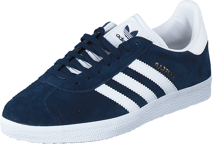 Gazelle Collegiate Navy/White/Gold Met | Shoes for every occasion ...