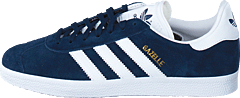 Gazelle Collegiate Navy/White/Gold Met