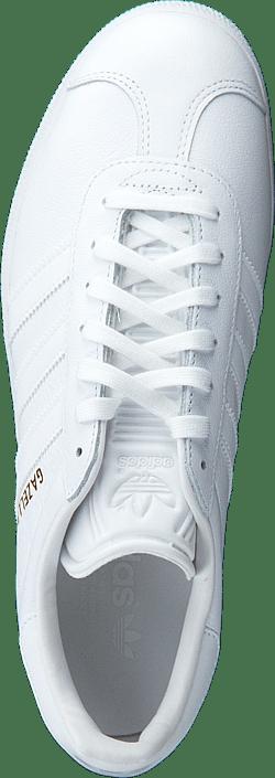Kjøp Adidas Originals Gazellewr White/ftwr White/gold Met Sko Online