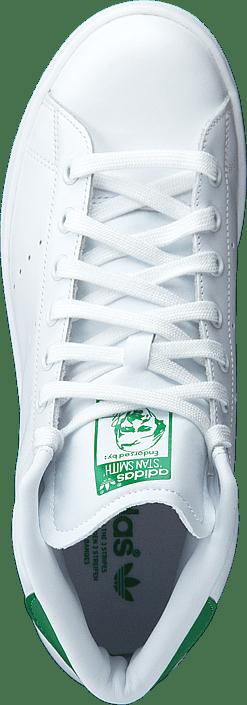 adidas Originals - Stan Smith Mid Ftwr White/Ftwr White/Green