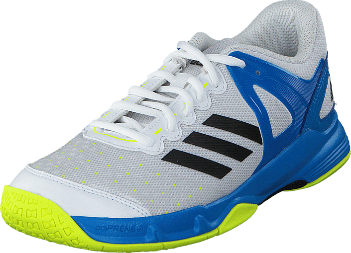 hot sale online ae3d3 ea997 adidas Sport Performance - Court Stabil J Ftwr White Black Shock Blue