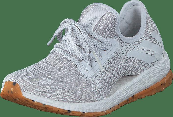 2a33b8c784ffe adidas Sport Performance - Pureboost X Atr White Crystal White Pearl Grey