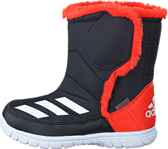 Adidas Stabil X Jr Solar RedFtwr WhiteCore Black 34