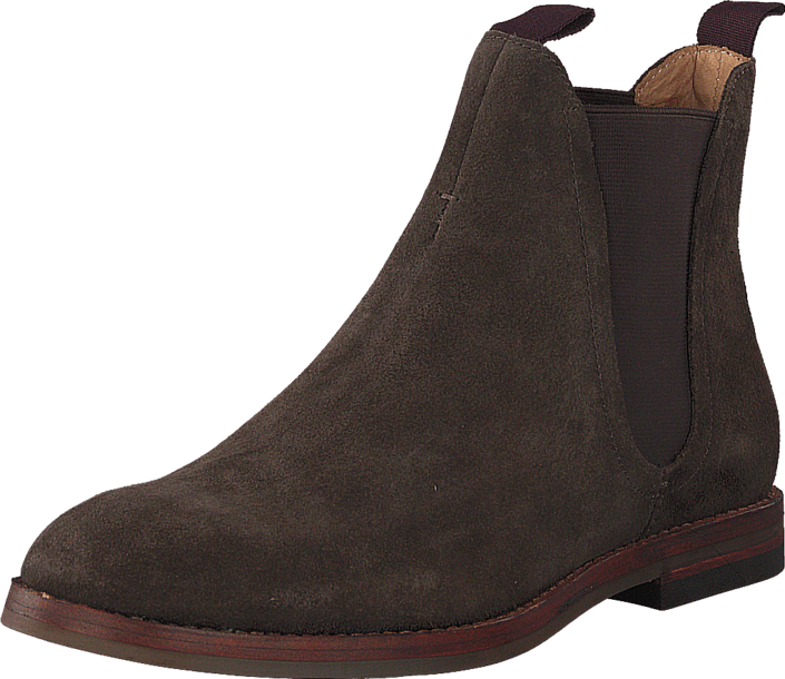 H by Hudson - Tamper Suede Brown