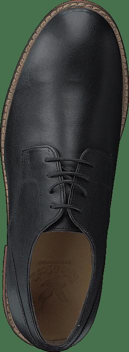 Lyle&Scott - Derby Leather 572 True Black