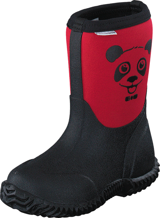 Panda Neoprene Rasberry Red