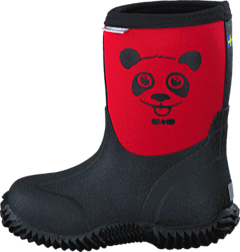 Panda Neoprene Rasberry Red
