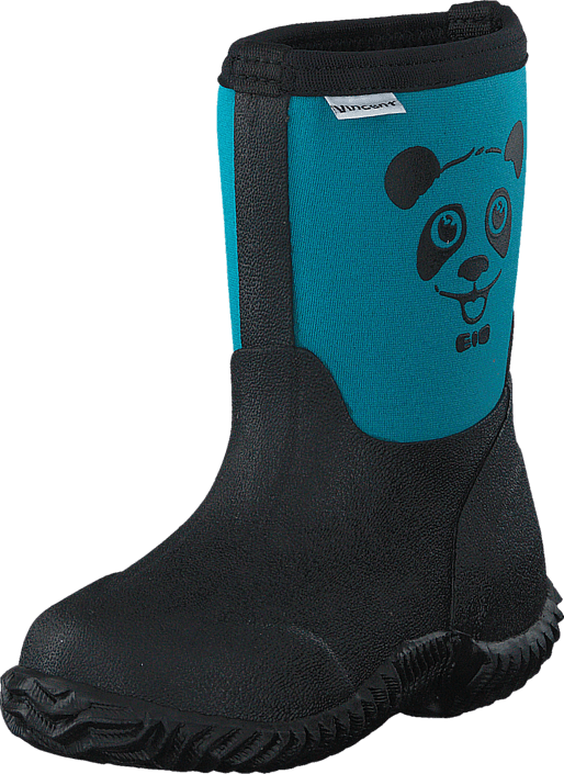 Panda Neoprene Ocean Blue