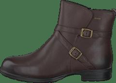 6375dcdac8a Clarks - CheshuntBe GTX Dark Brown Leather