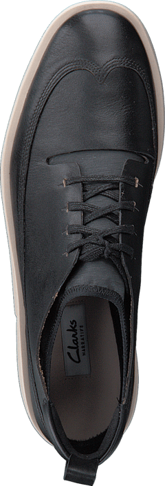 Clarks - Tri Nia Black Leather