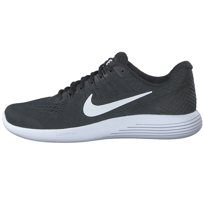 save off ee036 93c92 ... official buy nike nike lunarglide 8 black white anthracite grey shoes  online acf20 023c7