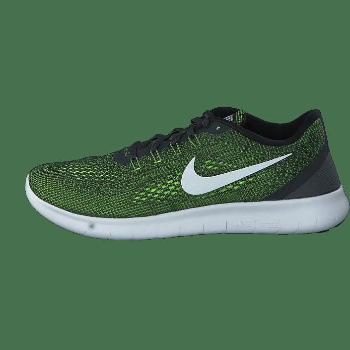 Sneakers Online Grønne Nike Rn Free Og Sportsko Kjøp White off Anthracite Sko FUaqwxzwO
