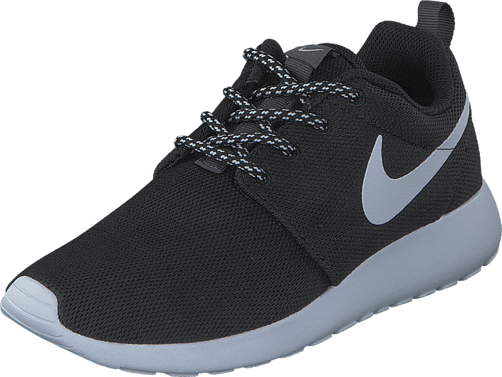 wholesale dealer 699b6 238d9 W Nike Roshe One Black/White-Dark Grey