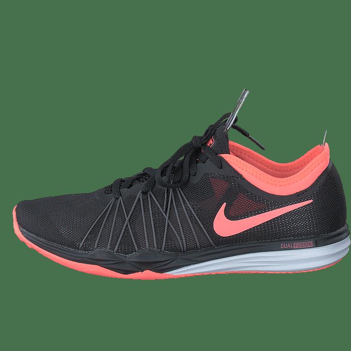 Wmns Nike Dual Fusion Tr Hit BlackLava Glow Dark Grey