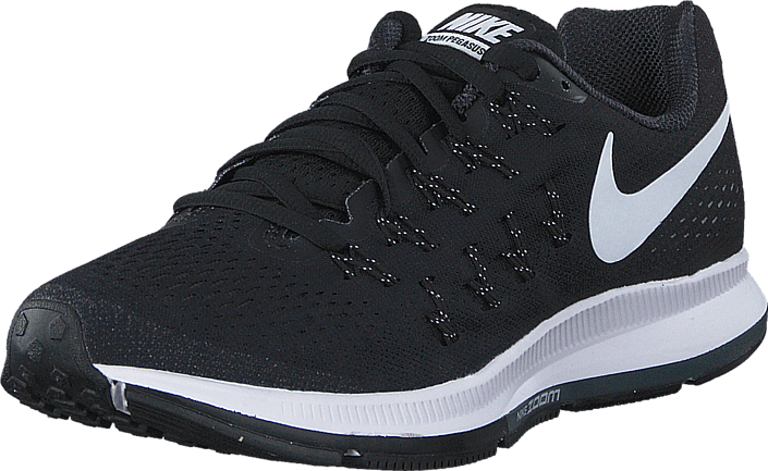 cheap for discount cd608 7b547 Nike - Wmns Air Zoom Pegasus 33 Black White-Anthracite