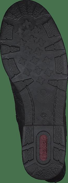 Rieker - 75462-01 Black