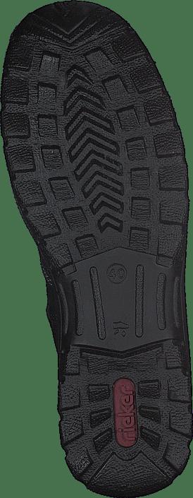 Kjøp Rieker Z7182-00 Black Sko Online