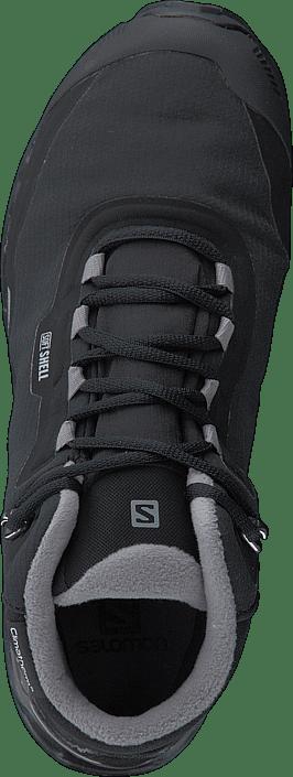 Salomon - Shelter Spikes CS WP Black/Black/Pewter