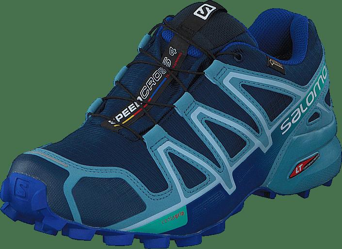 turkise OnlineFOOTWAY Blue 4 Kjøp Speedcross no GTX® Sko Salomon W IY6b7gvmfy