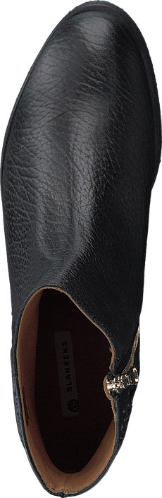 The A Go-Go Black Grain/Black Ostrich