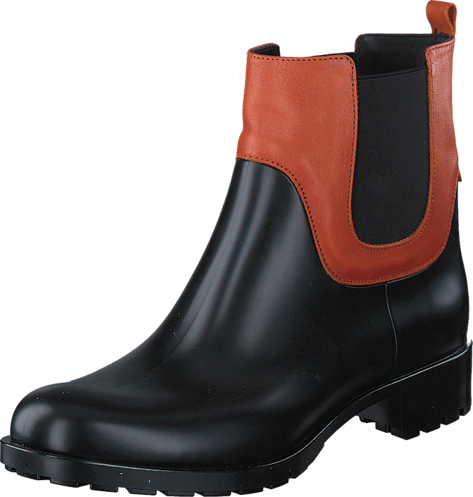 The Rainy Season Black RubberCognac