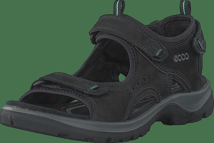 Sko Sandaler Tøfler 00 Køb Offroad Online Ecco Sorte W 56931 Black Og ww4OX06q