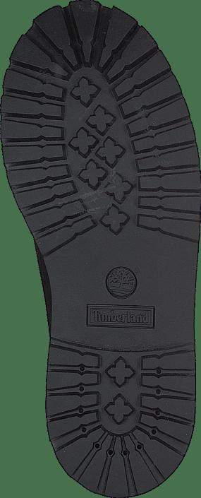 Timberland - 6 In Premium C12707 Black Nubuck Mono